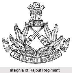 Rajput Regiment, Presidency Armies in British India