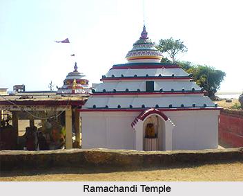 Ramachandi Temple, Orissa