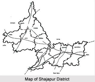 Shajapur District, Madhya Pradesh