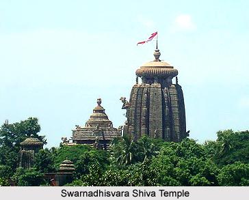 Swarnadhisvara Shiva Temple, Orissa