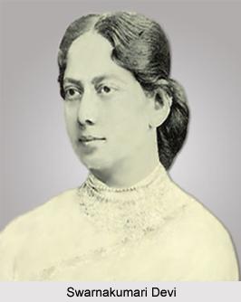 Swarnakumari Devi, Bengali Author