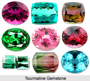 Tourmaline, Gemstone