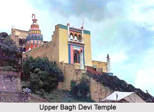 Upper Bagh Devi Temple, Orissa