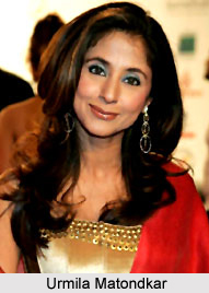 Urmila Matondkar, Bollywood Actress