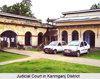 Administration of Karimganj District