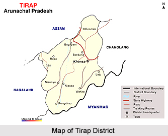 Administration of Tirap District