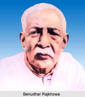 Benudhar Rajkhowa, Assamese Literature