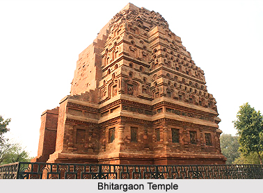 Bhitargaon Temple, Uttar Pradesh