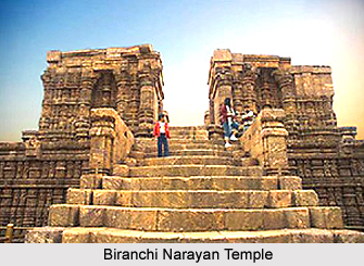 Biranchi Narayan Temple, Orissa