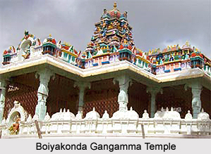 Boiyakonda Gangamma Temple, Andhra Pradesh