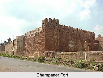 Champaner Fort, Gujarat