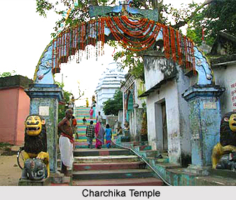 Charchika Temple, Orissa