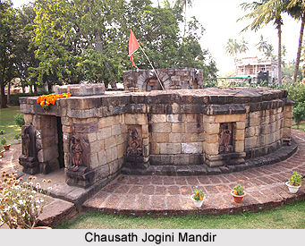 Chausathi Jogini Temple, Orissa