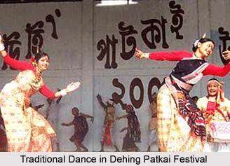 Dehing Patkai Festival, Tinsukia District
