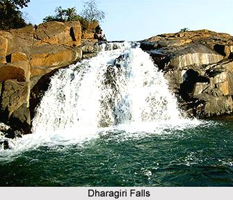 Dharagiri Falls, Jharkhand