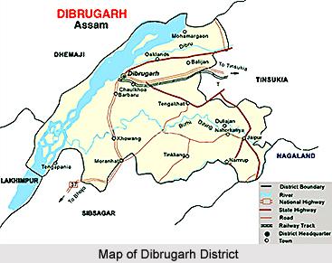 Dibrugarh District, Assam
