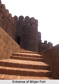 Mirjan Fort, Karnataka