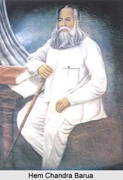 Hem Chandra Barua, Assamese Literature