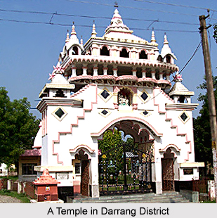 History of Darrang District