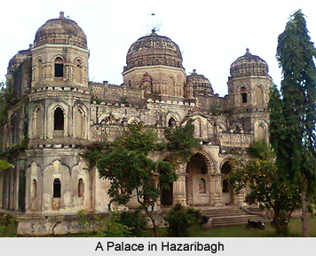 History of Hazaribagh District