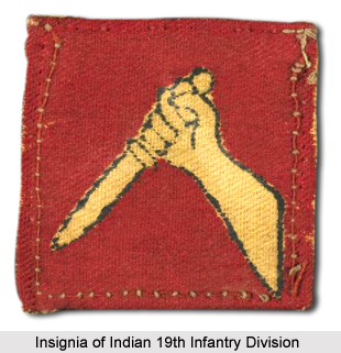 Indian 19th Infantry Division, Presidency Armies in British India