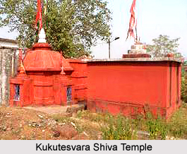 Kukutesvara Shiva Temple, Orissa