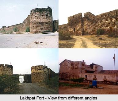 Lakhpat Fort Town, Gujarat