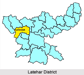 Latehar District, Jharkhand