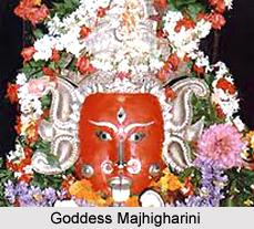 Maa Majhigharini Temple, Orissa
