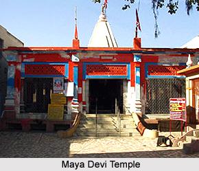 Maya Devi Temple, Haridwar