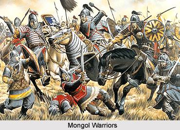 Mongol Conquest of Kashmir
