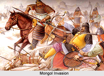 Mongol Invasions in India