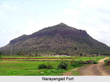 Narayangad Fort, Monument of Maharashtra