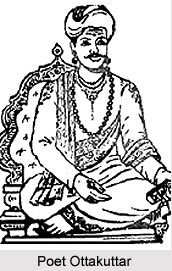 Ottakuttar , Poet of the Chola Times