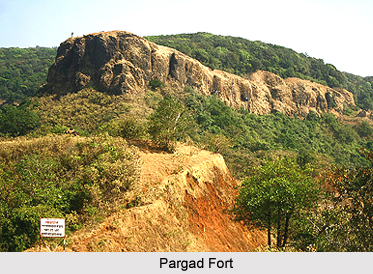 Pargad Fort, Monument of Maharashtra