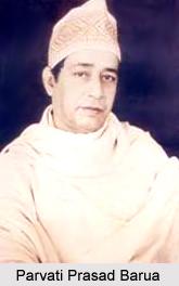 Parvati Prasad Barua, Assamese Literature