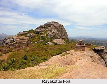 Rayakottai Fort, Tamil Nadu