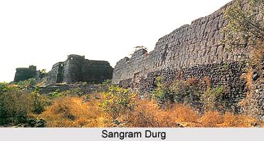 Sangram Durg, Monument of Maharashtra