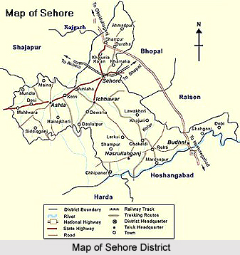Sehore District, Madhya Pradesh