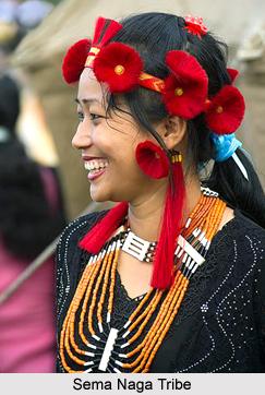 Sema Naga Tribe, Tinsukia District