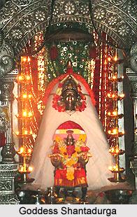 Shantadurga Kalangutkarin Temple, Goa