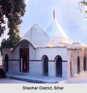 Sheohar District, Bihar