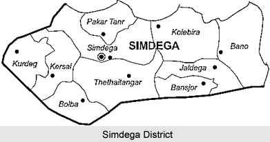 Simdega district jharkhand for Bano jharkhand