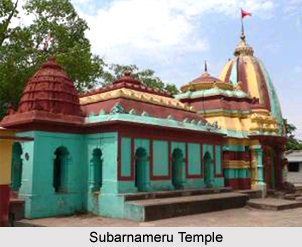 Subarnameru Temple, Orissa