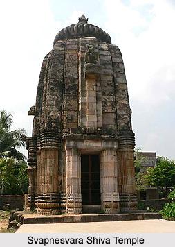 Svapnesvara Shiva Temple, Orissa