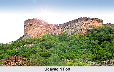 Udayagiri Fort, Tamil Nadu