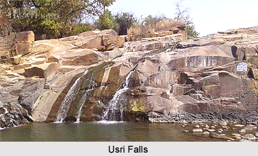 Waterfalls in Jharkhand