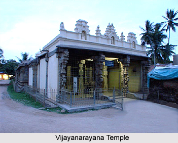 Vijayanarayana Temple, Karnataka
