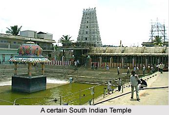 Vaastu Sastra in South Indian Temples
