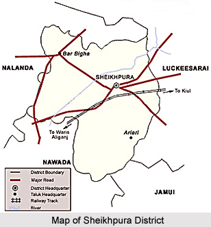 Sheikhpura District, Bihar